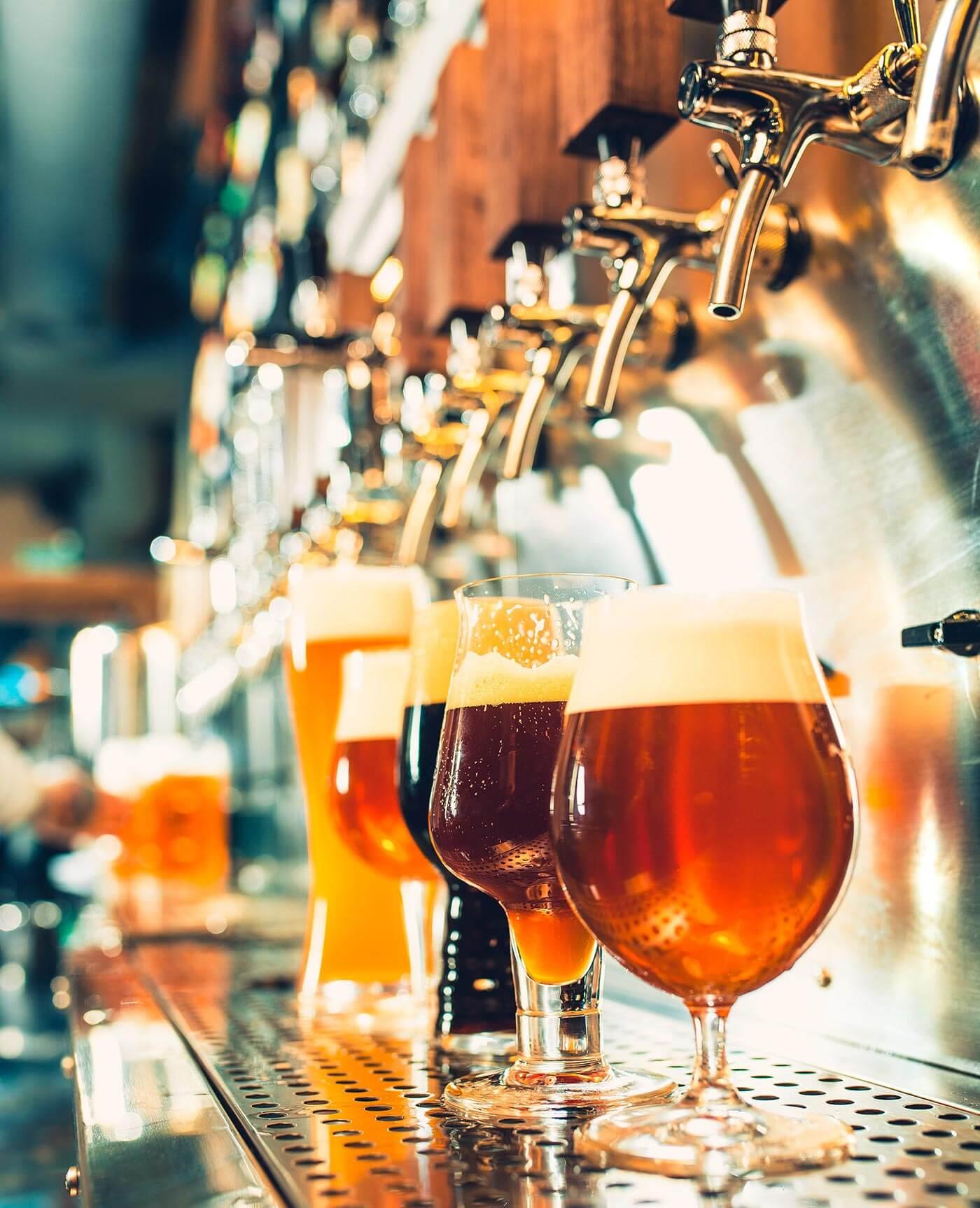 Comprare birra artigianale alla spina per la tua attività