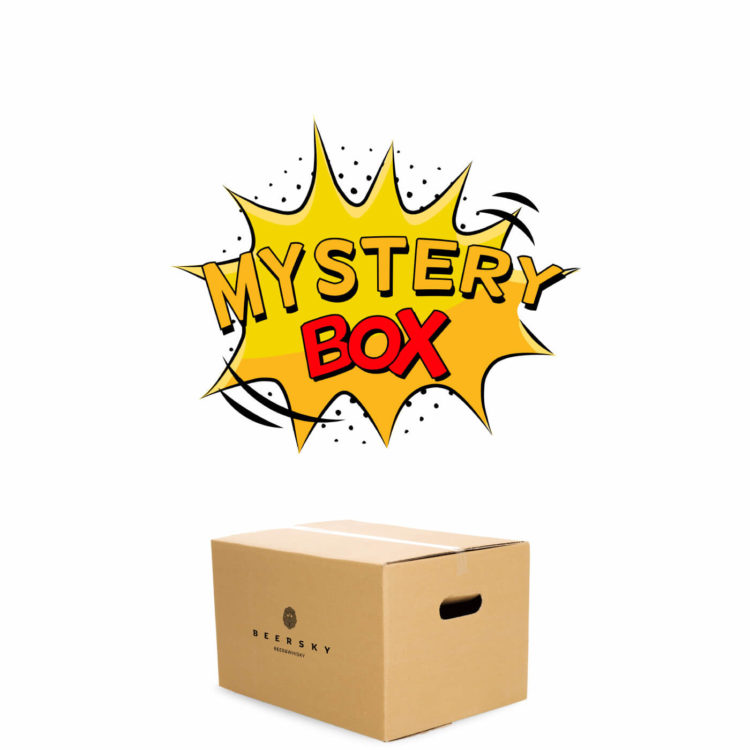 MysteryBox double Birre Artigianali - da 6