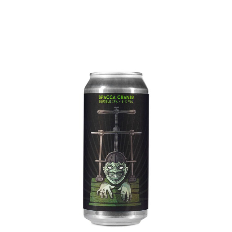 Boia Brewing Spacca Cranio