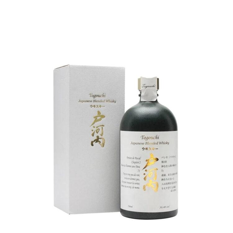 Togouchi japanese Blended whisky